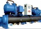 浴池、宾馆污水源热泵环保节能原理