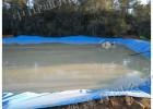 帆布水池养虾 大棚养殖帆布鱼池养殖水箱帆布农用篷布材料生产