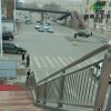 西安不锈钢人行道天桥护栏完美完成