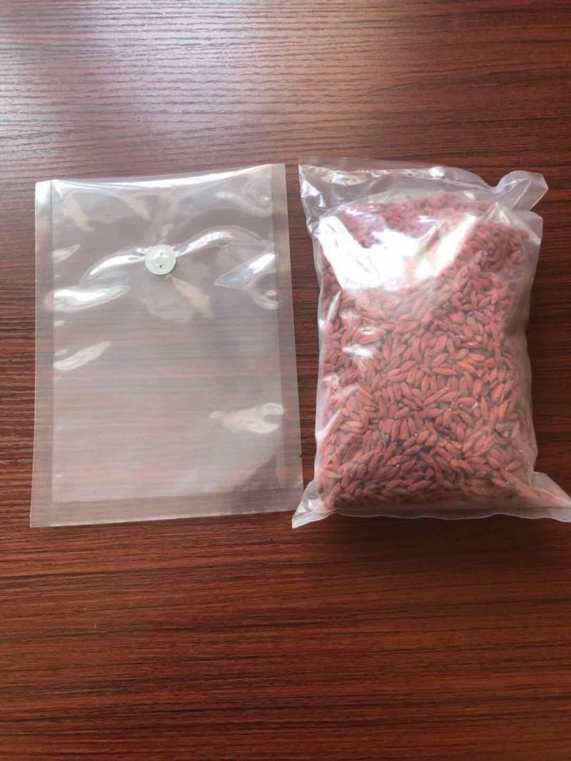广西发酵饲料袋单向排气阀厌氧真空袋PA+PE材质