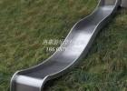 儿童户外游乐场地形滑梯不锈钢滑梯生产厂家直销批发