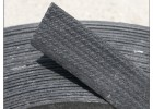 钢塑复合拉筋带是加筋挡土墙的必选材料