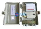 SMC64芯分光箱1分64光分路器箱结构原理图文