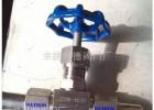 宝德不锈钢外螺纹针型阀J23W/H-1J23W/H-2J23