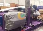 工厂生产注塑机炮筒料斗隔热罩 制冷设备保温套泵房工业保温衣
