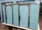 南宁学校卫生间隔断价格实惠 公共卫生间玻璃隔断质量上乘
