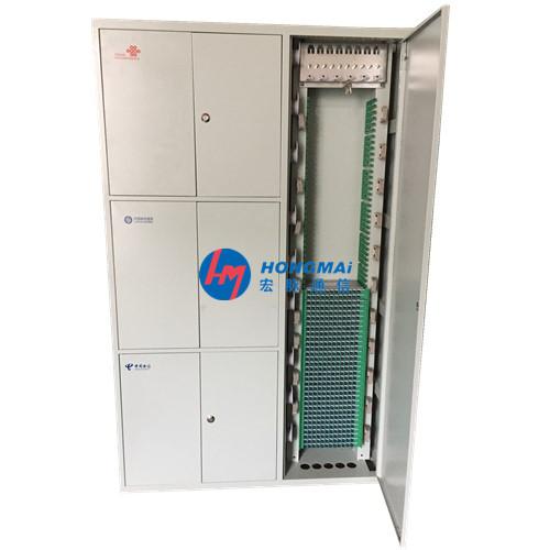 落地式三网合一机柜规格尺寸描述介绍