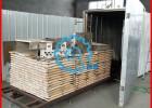 山东乐器木材烘干碳化 出口木材高温碳化选晟睿技术优良售后完善
