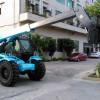 3吨伸缩臂叉车采购价格越野四驱特种多功能叉车