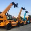 大批量5吨伸缩臂叉车发货 国内生产5吨伸缩臂叉装机厂家