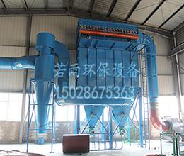 山东1吨半中频炉除尘器 铸造厂电炉除尘器