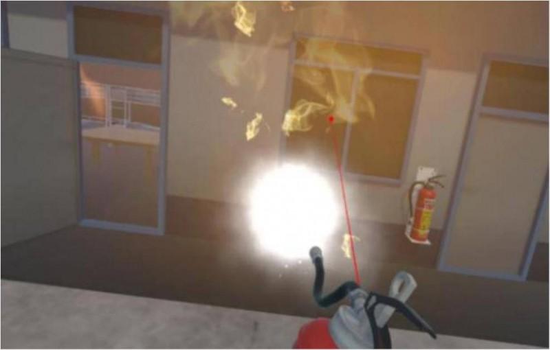 厂家直销VR消防安全体验馆 VR消防安全训练馆 VR消防设备