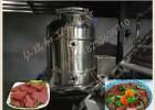 鸭血豆腐加工设备-毛血旺生产线-动物血全套加工