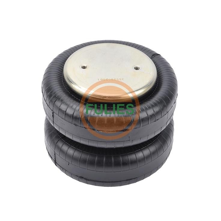 电厂脱硫纠偏气囊GF400215-2减震气囊隔音西宁福莱斯工