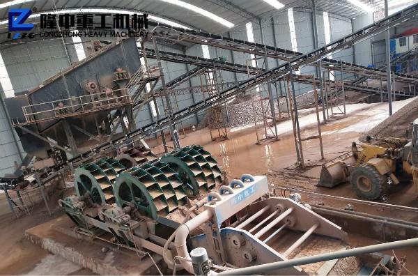 洗砂生产线11