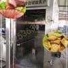 熏鸡专用烟熏炉-红肠腊肉蒸煮上色一体机-哈尔滨红肠烟熏箱