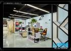 现代化办公室接待室装修设计的注意事项