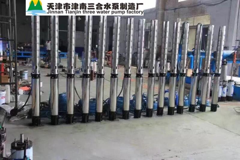 深井泵价格,深井泵电机灌水