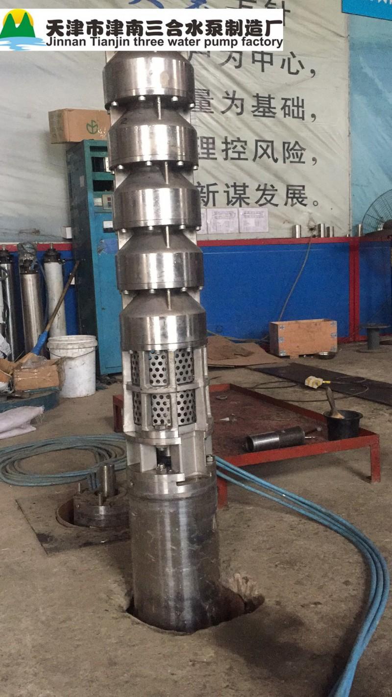 不锈钢潜水泵制造商,全不锈钢小型潜水电泵