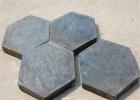 煤仓溜槽用耐磨铸石板表面光滑耐磨抗冲击刮板机内衬板