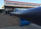 消防管道保温 直埋保温管价格 架空式玻璃钢缠绕直埋管