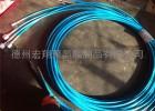 高压管道清洗软管总成 冷凝器管束清洗高压软管 高压清洗管