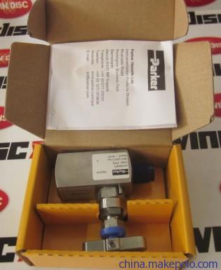 HNVS8M8FV针阀美国Parker派克针型阀原装正品