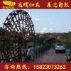 河北圆盘水车,脚踏水车,龙骨水车,景观水车生产厂家