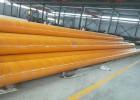 预制直埋式保温管道 塑套钢保温管 聚氨酯发泡保温管现场发泡
