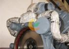 工程机械隔热套 矿山机械保温套 船用发动机隔热罩保温衣
