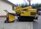 GL-160直推式履带土壤取样钻机