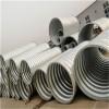 西安钢波纹管涵 拼装钢波纹板 钢制波纹涵管