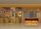 济南日韩式料理烤肉烤鱼新疆餐饮店餐馆饭馆饭店设计施工公司