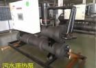 水源热泵、污水源热泵与空气源热泵比较