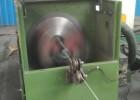 免酸洗盘条线材除锈机抛光机专用砂带
