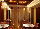 聊城酒店宴会厅活动隔断墙移动屏风