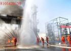 超大型烟雾发生器消防队部队真实火焰训练室用浓烟滚滚喷烟机