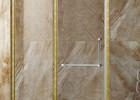 綿陽酒店簡易淋浴屏風材料質量好 酒店簡易淋浴屏風工程專業設計