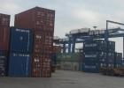 大连专业集装箱场站堆存拆箱 装箱吊装疏港服务