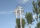 晋中市66kv电力钢杆规格 电力钢杆价格顺通电力设备厂