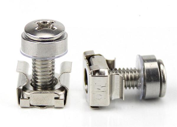铝压铆螺钉 m6压铆螺母厂家