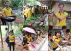 2019年廣州團建拓展野炊燒烤游玩的農家樂