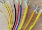零浮力飘浮电缆厂家供应2-8芯TPU聚氨酯水下机器人专用电缆