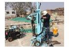 高频震动直推式土壤取样钻机