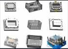塑胶注射模具厂家塑料PE箩筐模具厂家地址