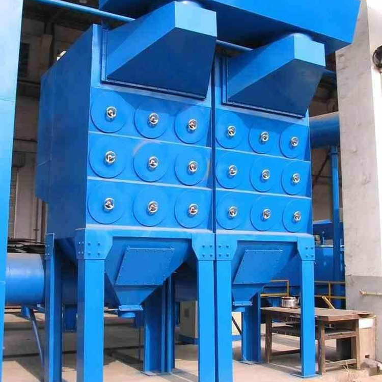 粉末回收濾筒除塵器 (12)