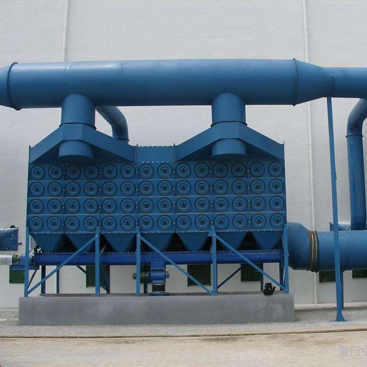 粉末回收濾筒除塵器 (5)