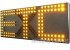 思明收费站ETC 情报信息板 高速收费站ETC 通行指示