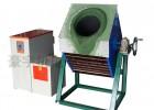 中频熔炼炉厂家 金属快速熔化炉批发