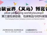 义乌包装展览会/展会市场/企业参加展会的优势